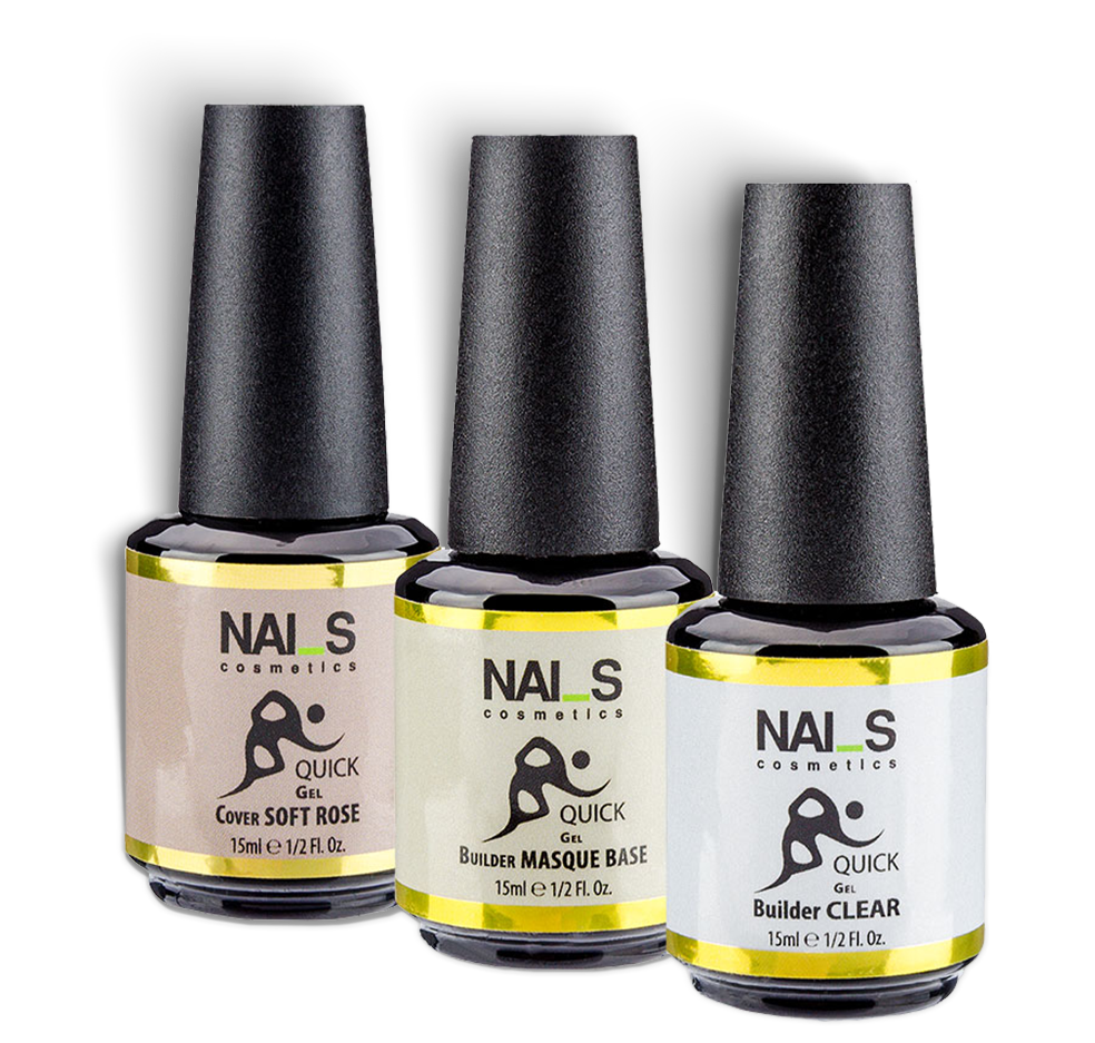 NAI_S cosmetics Quick Gel system
